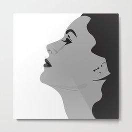 Beauty & Grace Metal Print
