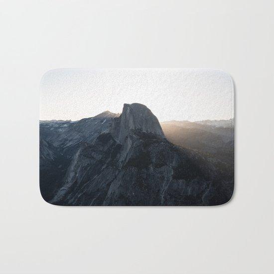 Beautiful Yosemite 2 Bath Mat
