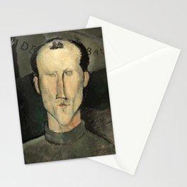 Amedeo Modigliani - Leon Indenbaum Stationery Cards