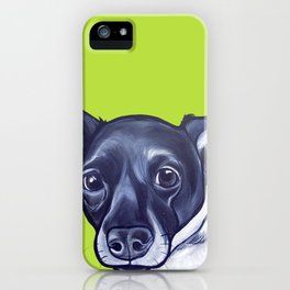 Sasha iPhone Case