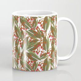 Flowering Gum - White Coffee Mug