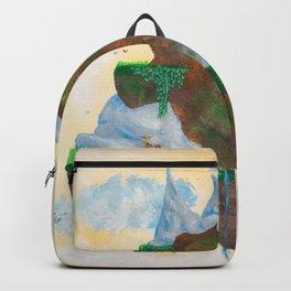 Noon's Floating Island #1 Backpack