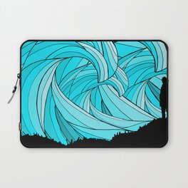 The Waves Laptop Sleeve