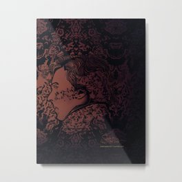Observe Metal Print