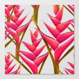 flowers fantasia Canvas Print