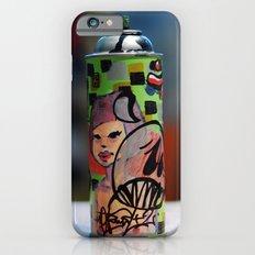 spray can iPhone 6s Slim Case