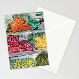 Eat your vegetables! Stationery Cards