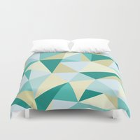 3d Duvet Covers featuring 3D by petitscoquins