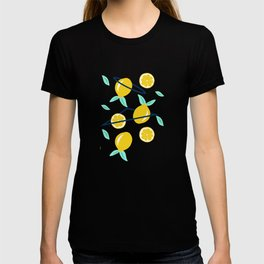 Lemons party #society6 #decor #buyart T-shirt