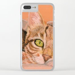 Talia Clear iPhone Case