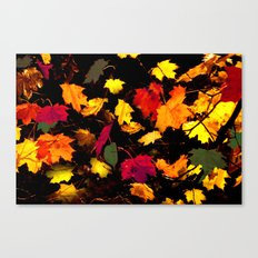 Fall Legends I Canvas Print