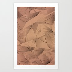 helios oikos (in lincoln) Art Print