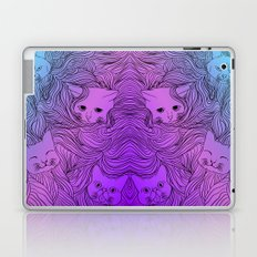 Shades of Cat Laptop & iPad Skin