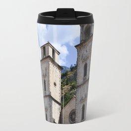 European Clockwork Travel Mug
