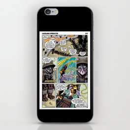 Cathair Apocalypse 01-07 iPhone Skin
