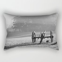 Civil War Cannon Rectangular Pillow