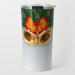 Christmas card Travel Mug