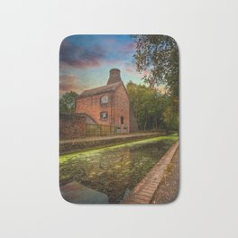 Coalport Bottle Kiln Sunset Bath Mat