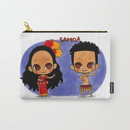Samoa Carry-All Pouch