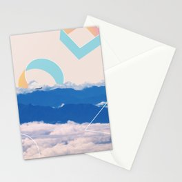 Plane-metric Stationery Cards