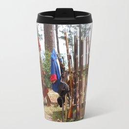 Between Battles Travel Mug