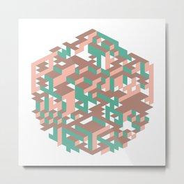 Wintergreen Metal Print