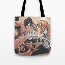 Only Happy When It Hurts (Digital var.) Tote Bag