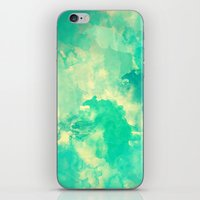 underwater iPhone & iPod Skins featuring Underwater by Galaxy Eyes