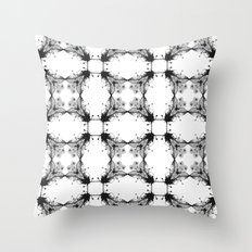 Fly paper Throw Pillow