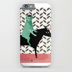 dog king, welcome to internet, meh! iPhone 6s Slim Case