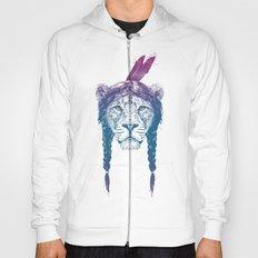 Warrior lion II Hoody