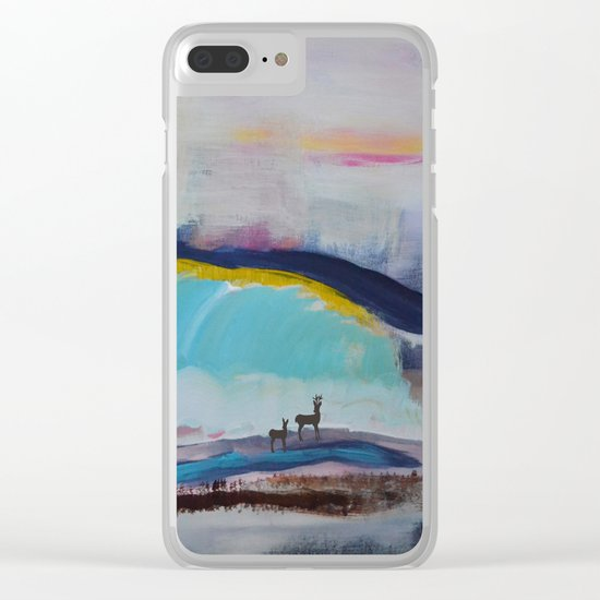 Into the Dawn Clear iPhone Case