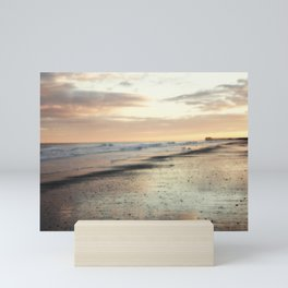 Somnolent Sea Mini Art Print
