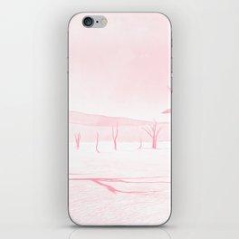 deadvlei desert trees acrpw iPhone Skin