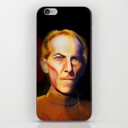 Peter Cushing iPhone Skin