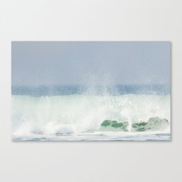 salt rain Canvas Print