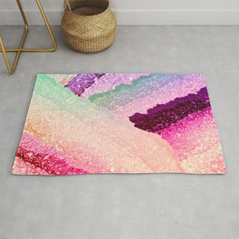 FLAWLESS UNICORN RAINBOW Rug