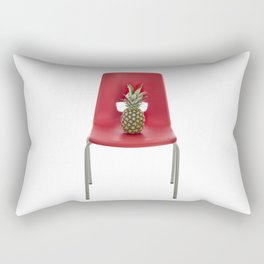 Pineapple Chair Rectangular Pillow