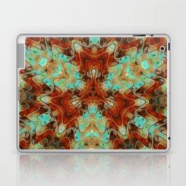 Scifi Rustic Geometric Laptop & iPad Skin