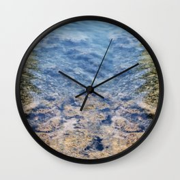 Penobscot Bay, Maine Wall Clock