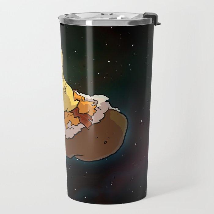 Space Duck Travel Mug
