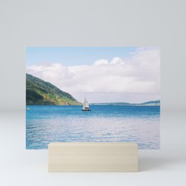 Lone Sailor Mini Art Print