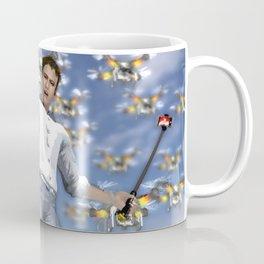 I want you to be my volunteer! Coffee Mug