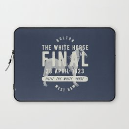 White Horse Cup Final 1923 Laptop Sleeve