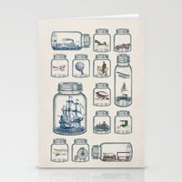 karen Stationery Cards featuring Vintage Preservation by Paula Belle Flores