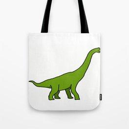 Girafe préhistorique Tote Bag