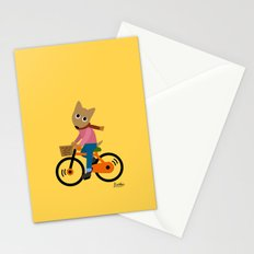 Sam's Cycling Stationery Cards