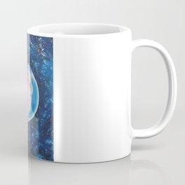 Space JellyFish Coffee Mug