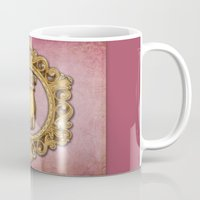 once upon a  time Mugs featuring Once upon a time ... by VIAINA