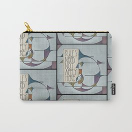 Rules Carry-All Pouch